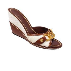 Cole Haan Kina Wedge Sandals